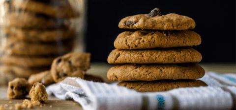 koolhydraatarme muesli koekjes