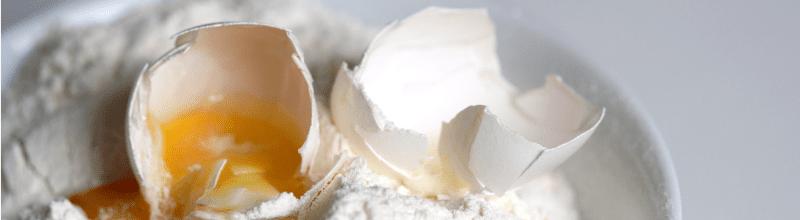 koolhydraatarme eierkoeken